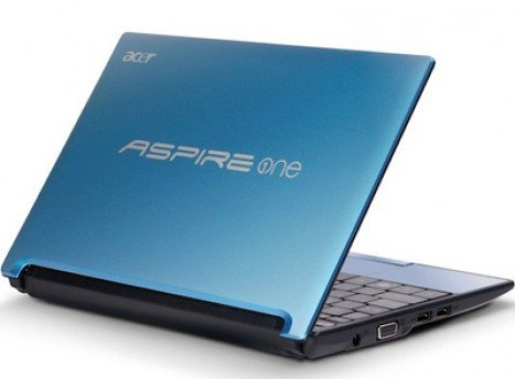 Acer Aspire One D255 Side