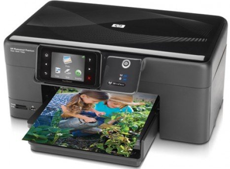 HP Photosmart Premium C309G Scanner