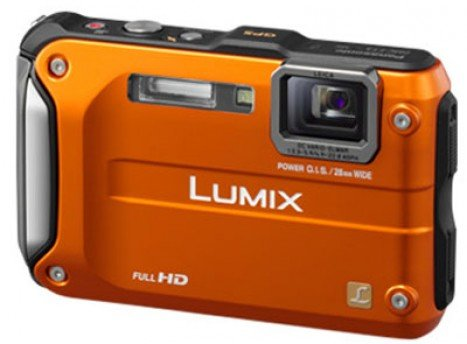 Panasonic LUMIX DMC FT3