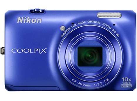 Nikon Cool Pix S6300 Blue