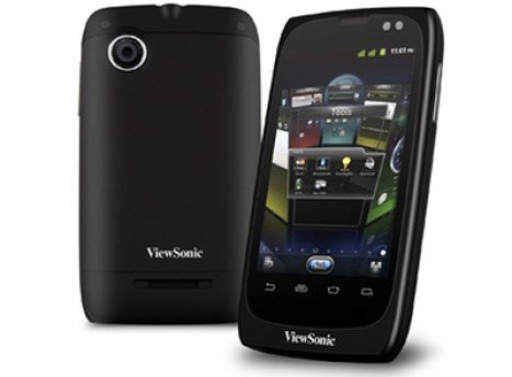 ViewSonic ViewPhone3 Front