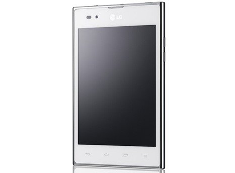 LG Optimus Vu P895 Review Screen