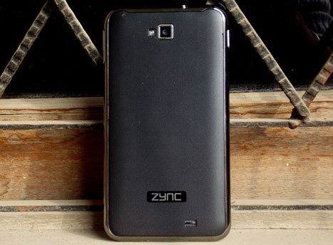 Zync Cloud Z5 Back