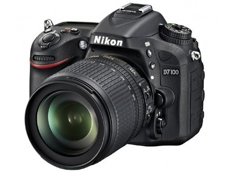 Nikon D7100 DSLR Digital Camera