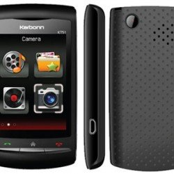 Karbonn KT51 Review Camera