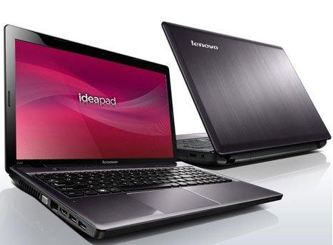 Lenovo IdeaPad Z580 Notebook Review
