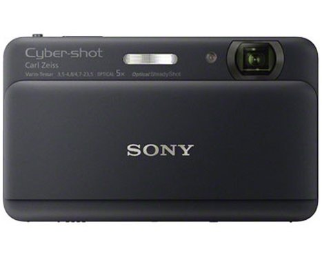 Sony TX 55 Digital Camera Black