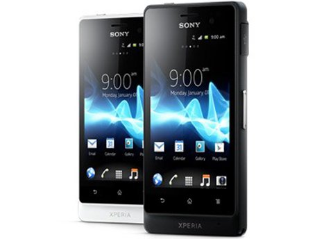 Sony Xperia Go Side