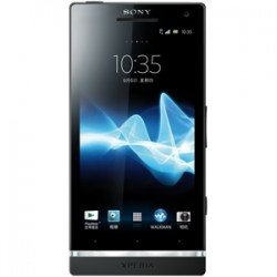 Sony-Xperia-SL Front