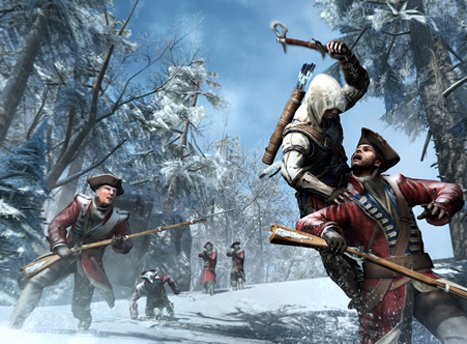 Assassin Creed 3 Game