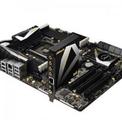 MSI's Premium X79 Mainboard with 8 DIMMs Memory Support
