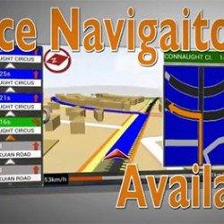 GPS NAV Navigation