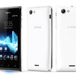 Sony Xperia J Mobile