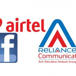 Airel Reliance Facebook