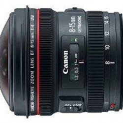 Canon EF 8-15mm f/4L Fisheye USM Review