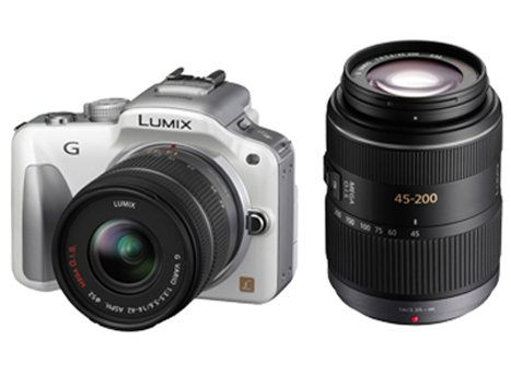 Panasonic DMC-G3W DSLR Camera