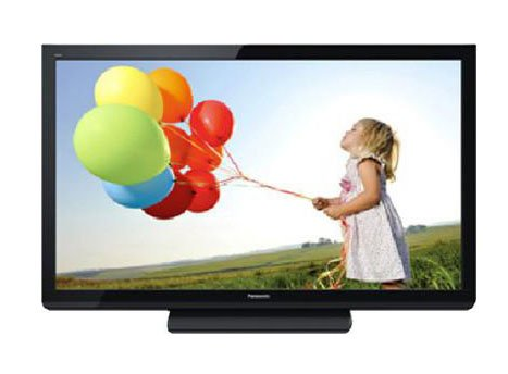 Panasonic TH-P50UT50D Plasma TV 3D