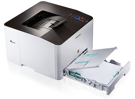 Samsung CLP 415 NW Multi function Printer