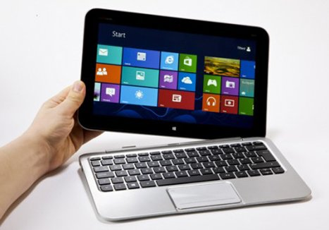 HP ENVY X2 Tablet PC