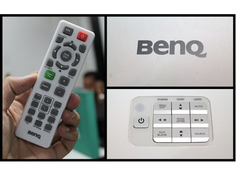 Remote and Control Panel