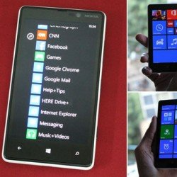 Nokia 820 Windows Phone