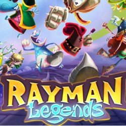 Rayman Legends  2D platform game
