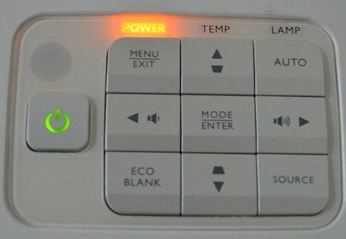 BenQ-W1070-controls