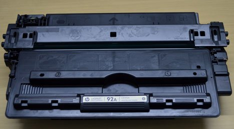 HP 92A toner black