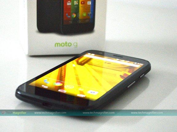 Moto G mobile