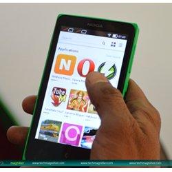 Nokia x mobile