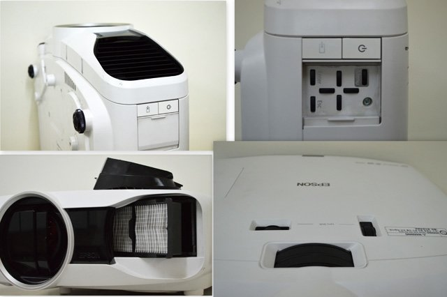 Epson EH-TW8200  Pojector collage