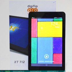 Flipkart Digiflip Pro XT 712 Review