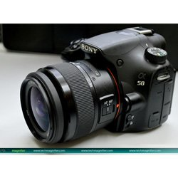 Sony SLT A58 Review