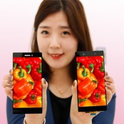 LG Display introduces world's narrowest 0.7mm bezel FHD LCD Panel for smartphones
