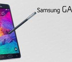 Samsung Galaxy Note 4 Phablet