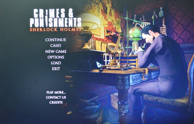 Sherlock Holmes Video Games
