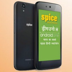 Android One Hindi Smartphone