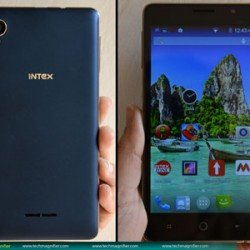 Intex Aqua Power Smartphone Review