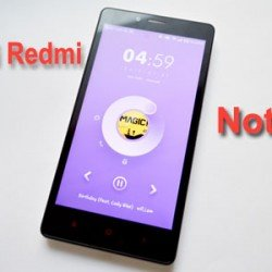 Redmi Note 4G Review