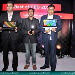 Lenovo exhibits the best of CES 2015 devices in India