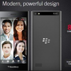 BlackBerry Leap All-touch Smartphone